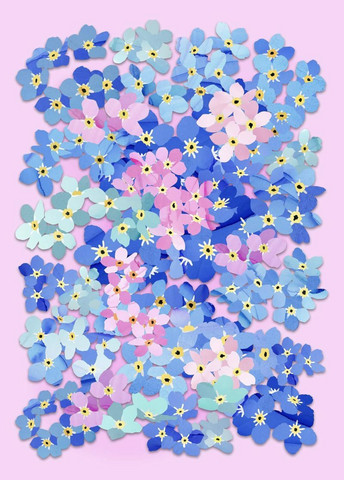 Utuliini - Forget-me-nots's summer day