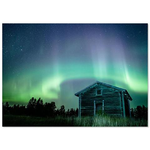 Aurora borealis - Eräjärvi, Orivesi
