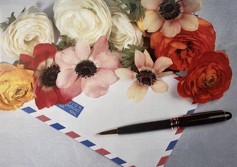 Kukat ja kirje