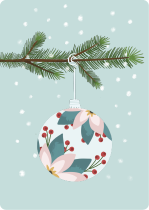 Bedaprint - Christmas ball