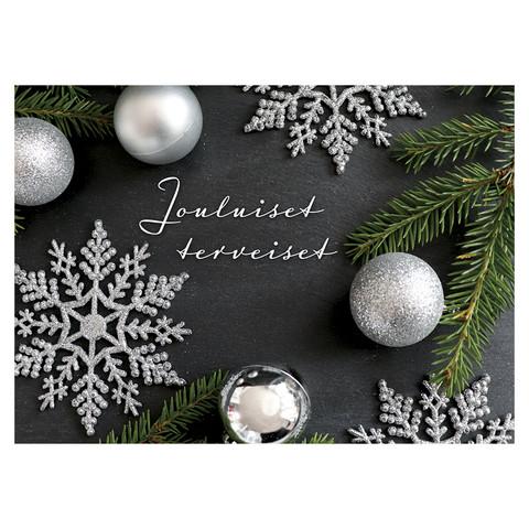 Joulukortti - Joulun tunnelmaa #2
