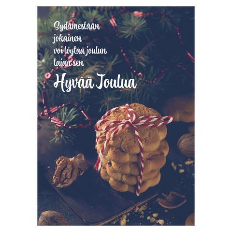 Joulukortti - Joulun tunnelmaa #5