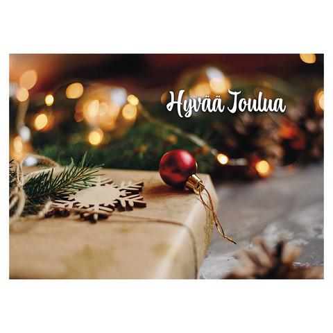 Joulukortti - Joulun tunnelmaa #7