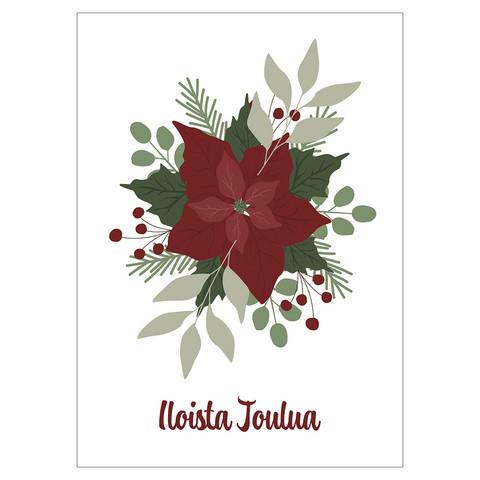 Joulukortti - Joulun rauhaa #4