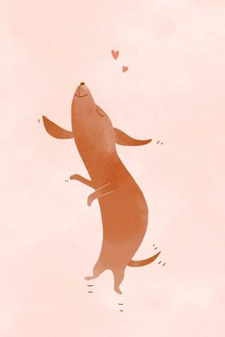 Tuuliamoods - The joy of the dog