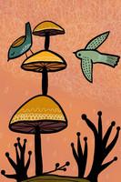 Tuuliamoods - Autumn birds