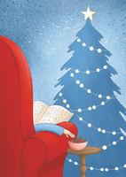Mantelina - Christmas ingredients