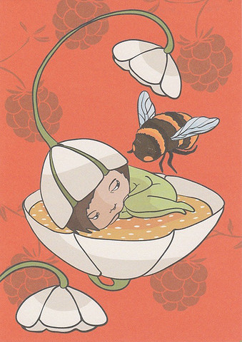 Storycards - Bumble-bee