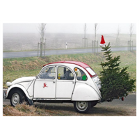 X-mas tree mobile