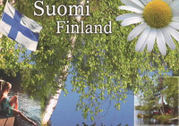 Suomi-Finland lake view #5