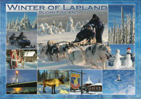 Winter of Lapland