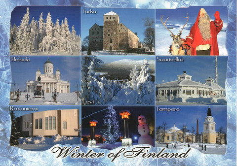 Winter of Finland