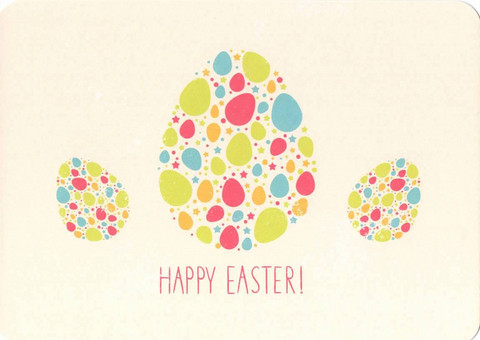 Happy Easter -eggs