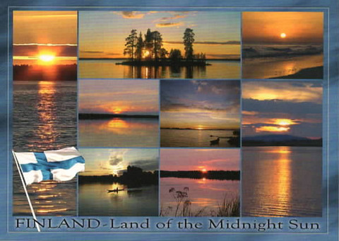 Finland - Land of the Midnight Sun