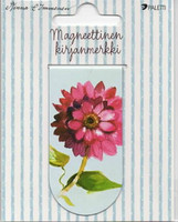 Minna Immonen - Dahlia (magnetic bookmark)