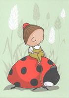 Storycards - Ladybug