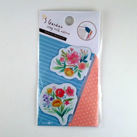 Bouquets - magnetic bookmarks