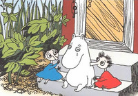Moomintroll is crying