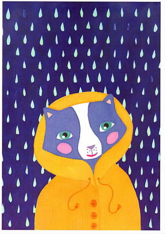 Raincoat gang - Cat