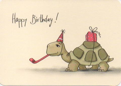 Bildresultat för happy birthday turtle