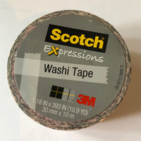 Washi tape - Scotch - Cats (3cm x 10m)