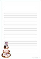 Kahvitarjoilu - kirjepaperit (A5, 10s) #2