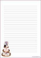Kahvitarjoilu - kirjepaperit (A4, 10s) #2