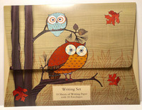 Awesome Owls - letter set (10s+10e)