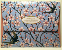 Almond Blossom and Swallow - letter set (10s+10e)