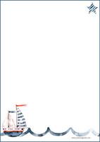 Vene - kirjepaperit (A4, 10s) #1