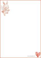 Pupu - kirjepaperit (A4, 10s) #3