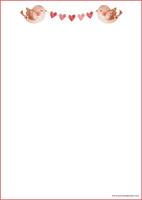Linnut - kirjepaperit (A5, 10s) #1