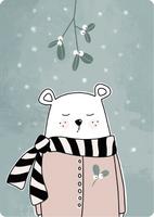 Bedaprint - Under the mistletoe