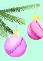 Utuliini - Christmas balls