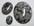 Lumihiutaleobsidiaani- Snowflake Obsidian-Обсидиан