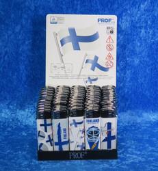 Sytytin eli Sytkä, Suomen lippu, täytettävä