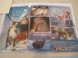 DVD-postikortti: Joulupukki, japanin kielinen