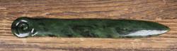 Paperiveitsi nefriitti kiviveitsi 19cm