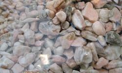 Marmori murskaa, eri kokoisia 500g erä