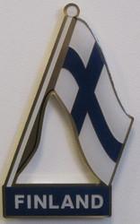 Magneetti Suomen lippu varrella -Finland