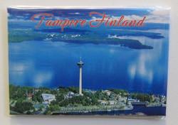 Magneetti Tampere, Näsinneula ja Näsijärvi ilmasta