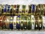 Sormus cloison-emali, koot  16-18mm