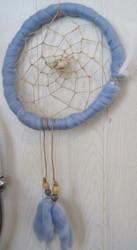 Unisieppari vaaleansininen 27cm