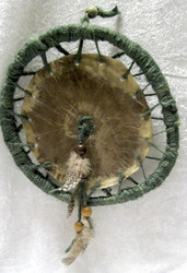 Unisieppari vihreä-ruskea 23cm