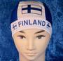 Pipohuivi Finland, Suomenlippu, sinivalkoinen