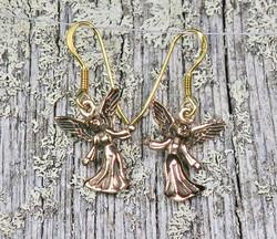 Pronssikorvakorut  enkeli