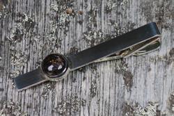 Solmioneula astrofylliitti pyöreä, 925-hopea C