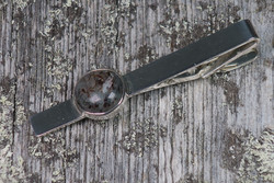 Solmioneula astrofylliitti pyöreä, 925-hopeaE
