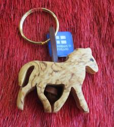 Avaimenperä hevonen, visakoivua