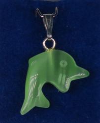 Riipus: Delfiini, vihreä